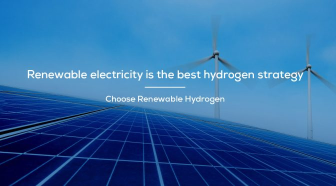 Renewable hydrogen is key to unlocking the complete decarbonisation of European industries