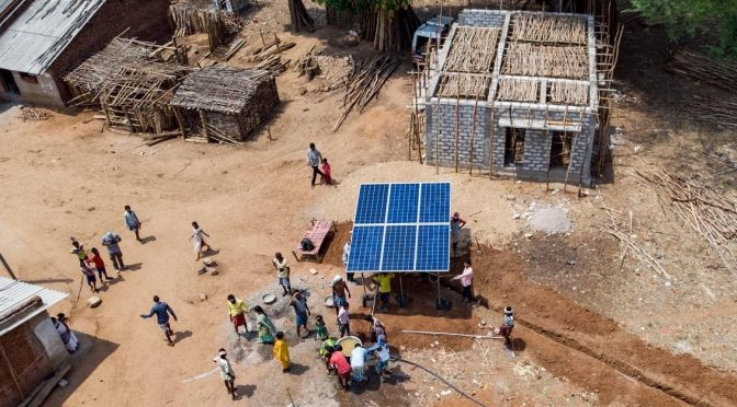 COVID-19 Intensifies the Urgency to Expand Sustainable Energy Solutions Worldwide