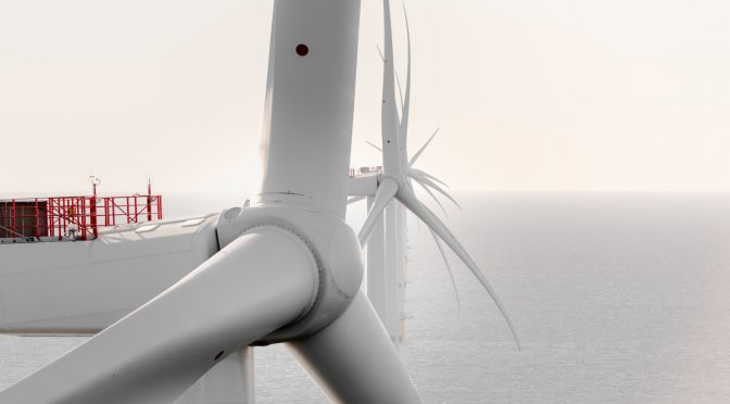 MHI Vestas UK receives order for wind turbines for offshore wind energy