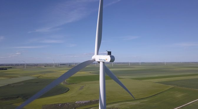 The Montes Torozos wind farm, promoted by Naturgy, wins the Eolo Prize for Rural Integration of Wind Power 2020