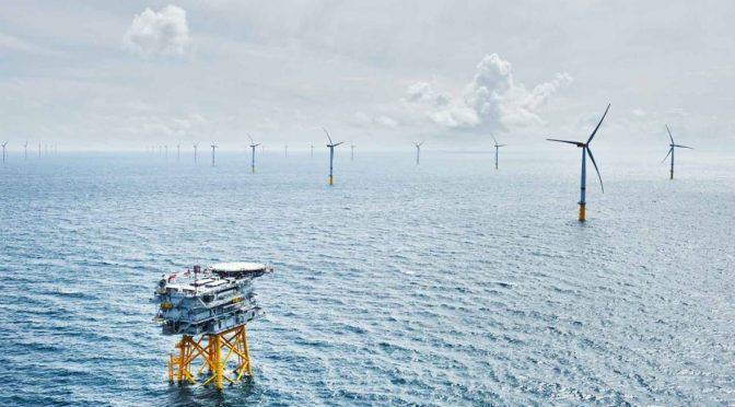 Vattenfall gives green light to world's largest offshore wind energy project