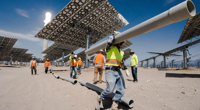 Concentrating Solar Power Best Practices Report Is First of Its Kind