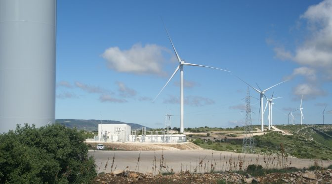 EGP begins construction on a 24 MW wind farm in Zaragoza
