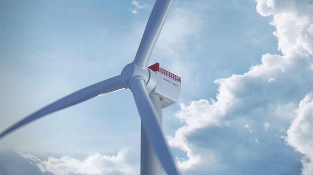 Siemens Gamesa places an order for its most powerful offshore wind turbines in a 1.4 GW wind energy project in the UK