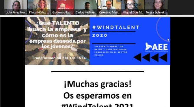 #WindTalent looks at challenges in attracting talent and job growth in wind power