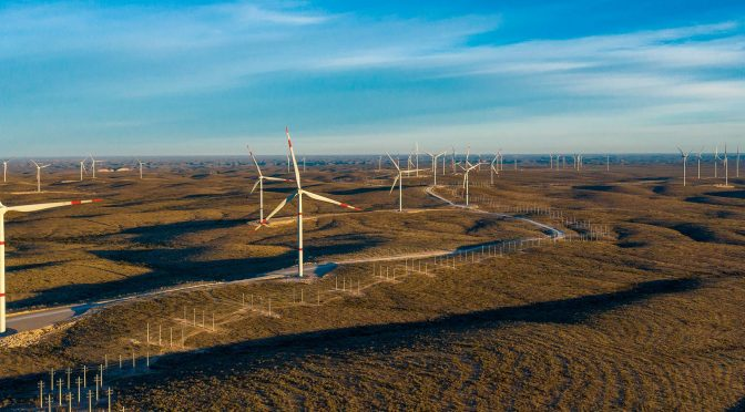 Wind energy in Mexico, Enel Green Power completes its Dolores wind farm
