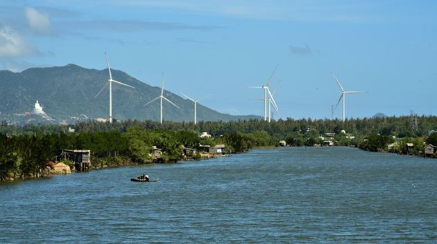 Siemens Gamesa scores two new orders for 165 MW wind turbines for wind energy in Vietnam