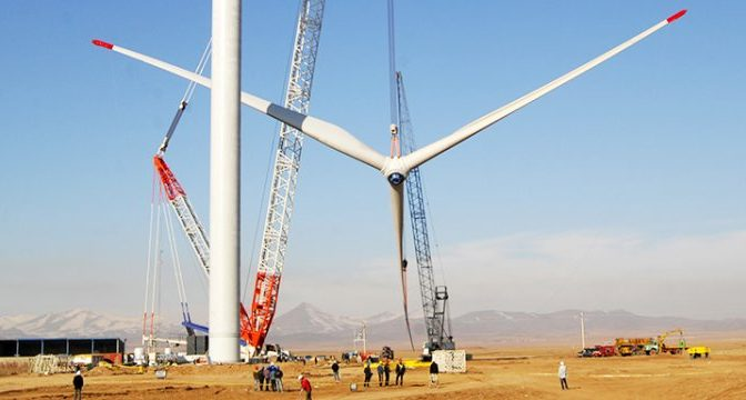 Wind energy in Iran, Wind Power Coming to Sistan-Baluchestan