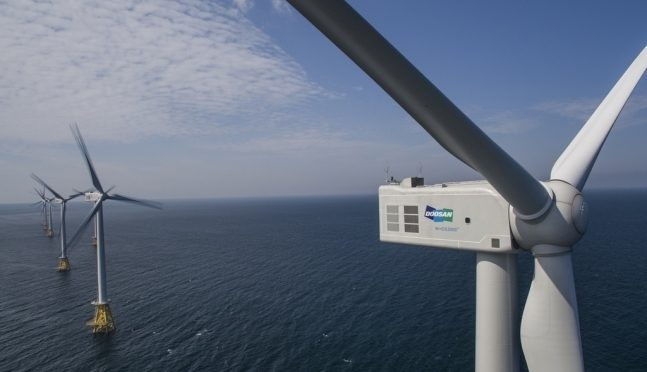 South Korea to increase wind energy generation to 12 gigawatts by 2030