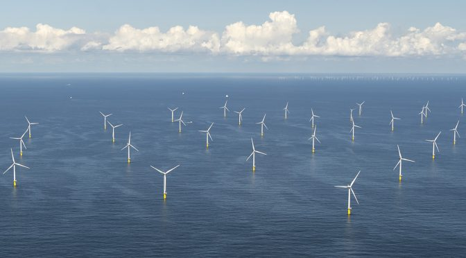 Offshore wind energy project in Rio Grande do Norte in Brazil