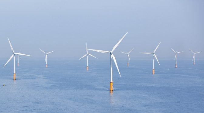 Latvia and Estonia plan joint wind energy project in Gulf of Riga