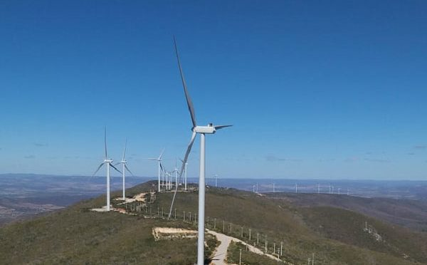 Bahia leads the production of wind power in Brazil