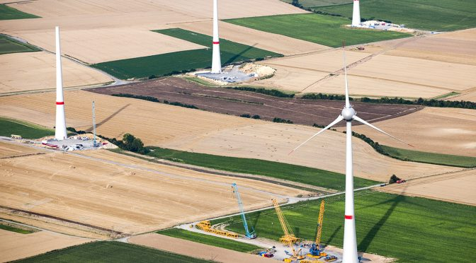 Resilient wind energy industry delivers 17% of Europe's electricity