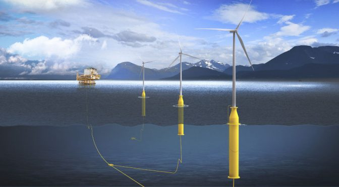 Total and Macquarie to build 2 GW floating offshore wind energy