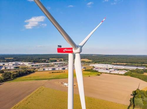Nordex Supplies 65 N149 / 4.0-4.5 Wind Turbines to Texas Wind energy