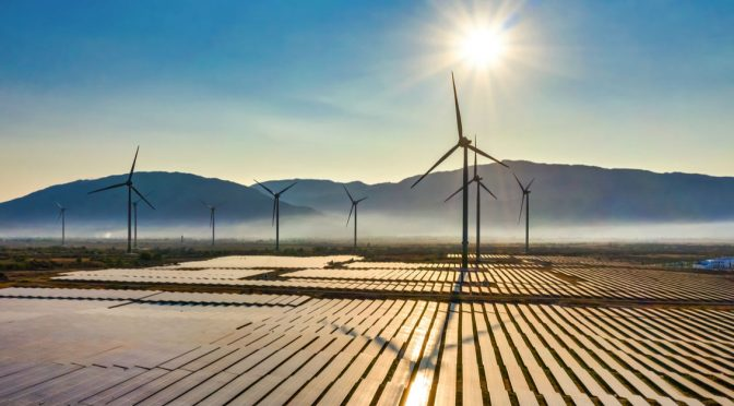 Chile plans hybrid wind energy and solar power storage plant