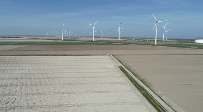 RWE to commercialize electricity from Dutch wind power plant Waddenwind