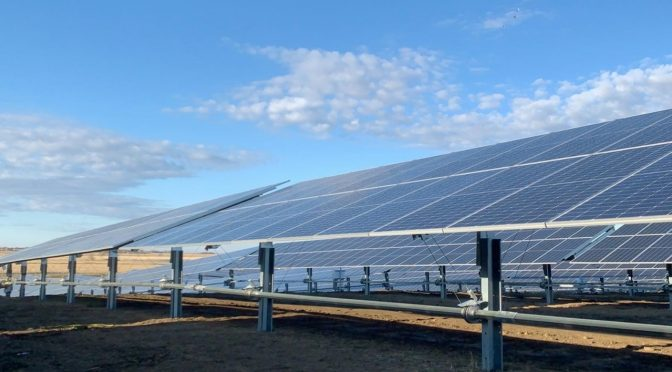 RWE delivers solar power from its Canadian solar farm to Direct Energy