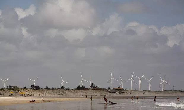 Voltalia starts wind farm in Brazil