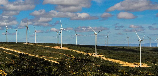 CGN to invest R $ 444 million for wind energy in Piauí, Brazil