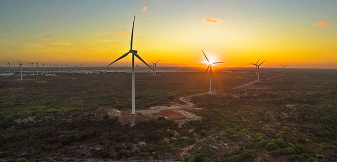 Iberdrola increases its wind energy portfolio in Brazil