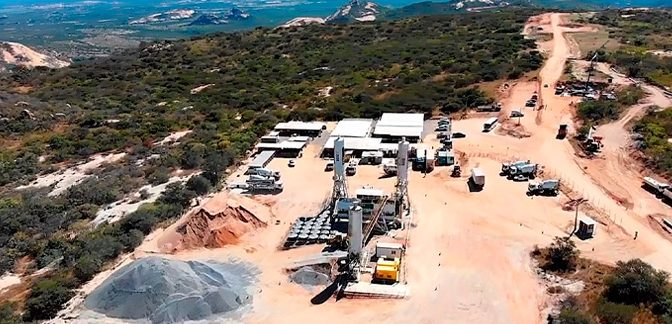 Neoenergia (Iberdrola) advances with works in the Chafariz wind energy plant in Paraíba (Brazil)