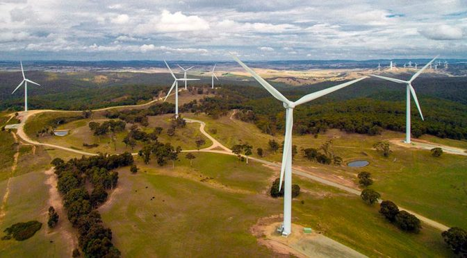 Goldwind to supply wind turbines for W.A. hybrid renewables project