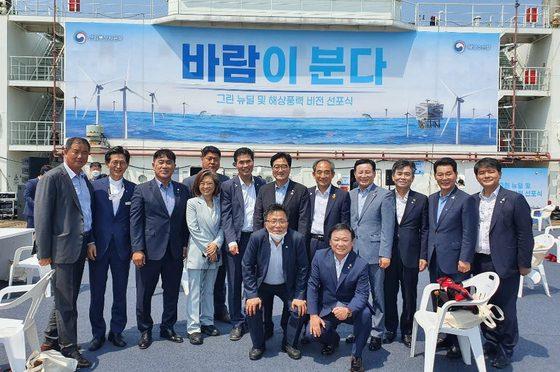 South Korea looks to Denmark as wind power partner