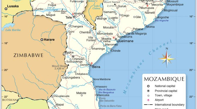 Wind energy in Mozambique, EleQtra starts the first wind farm