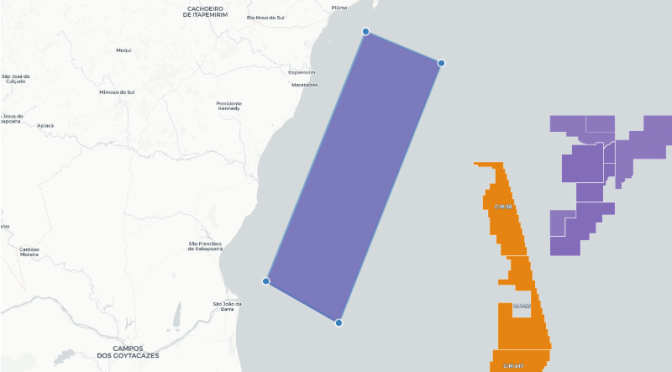 New offshore wind energy project in Espírito Santo, Brazil