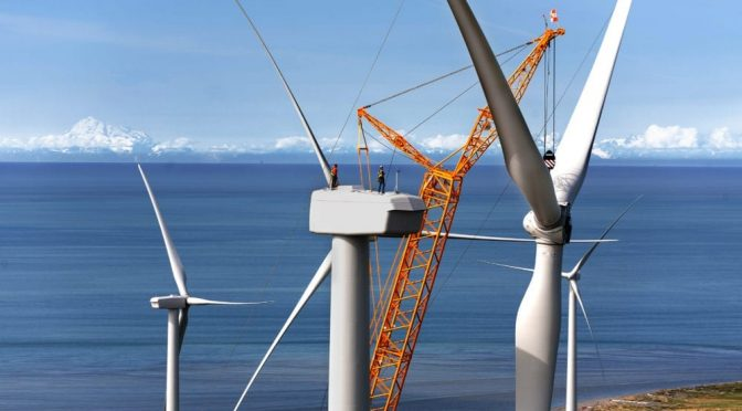 Six Facts to Know About American Wind Power During National Clean Energy Week, Climate Week NYC