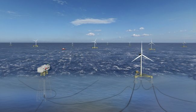 South Korean Firms Turn to Offshore Wind Power