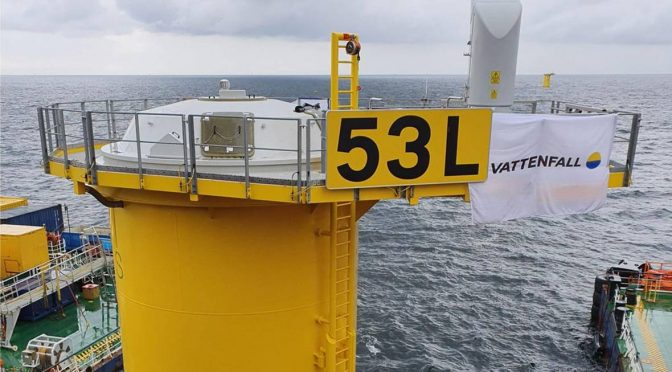 Kriegers Flak will be Denmark's largest offshore wind power plant