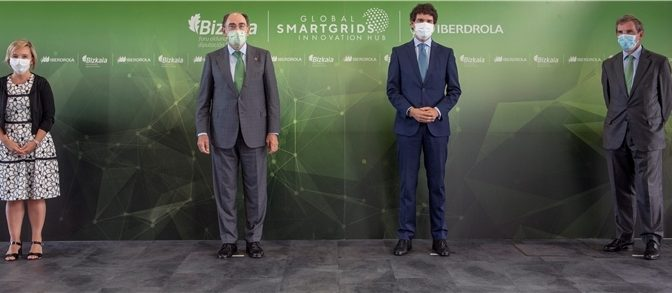Iberdrola creates its Global Smartgrid Innovation Hub to lead the energy transition