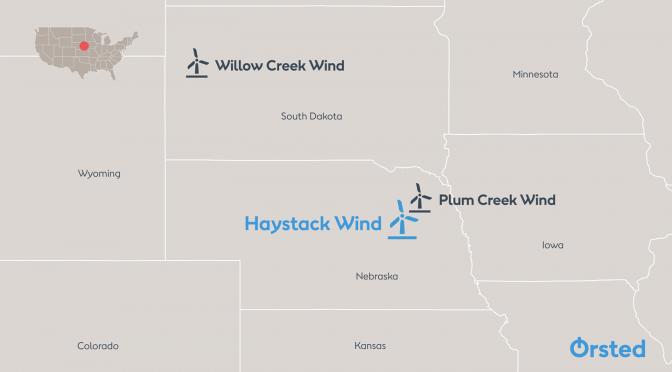 Ørsted starts construction of 298 MW Nebraska wind power project