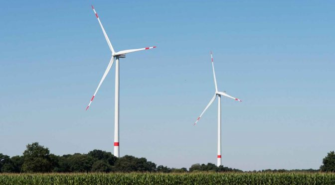 Evendorf and Krusemark – double success for RWE in German onshore wind energy auction