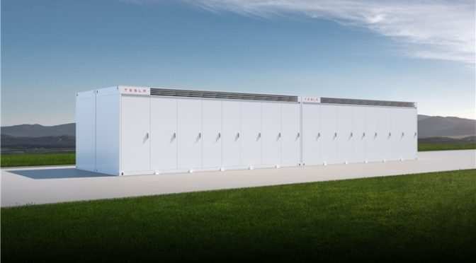 Iberdrola to operate a giant storage system with network batteries in Australia