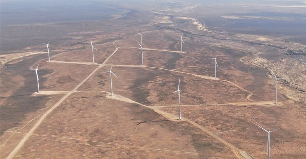 Lekela delivers 110 MW South Africa wind farm