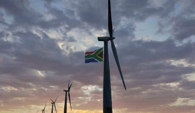 140 MW Nxuba Wind Farm ready to feed into South Africa's grid