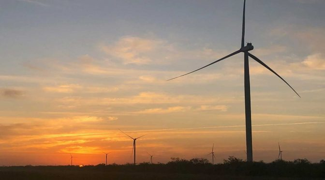RWE U.S. onshore wind farm Cranell starts commercial operation