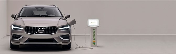 Iberdrola and Volvo Car España agree to promote electric mobility in Spain