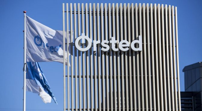 Ørsted to trade and balance 15 years of power generation from the offshore wind farm Dogger Bank