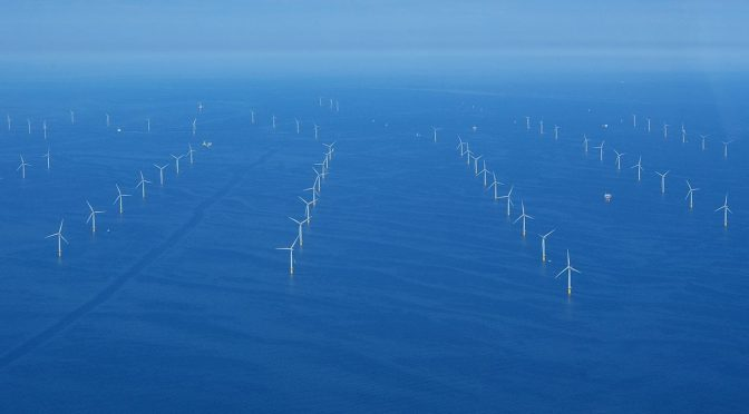 Ørsted aims to develop offshore wind energy projects in South Korea