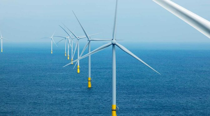 Ørsted and Amazon sign Europe's largest offshore wind energy corporate PPA