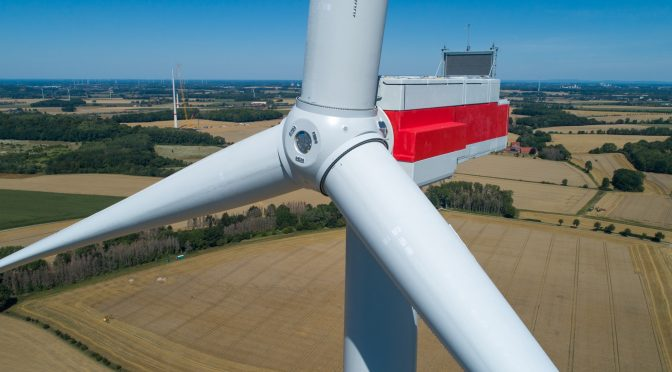 GE announces 1050 MW order of wind energy from Pattern Energy