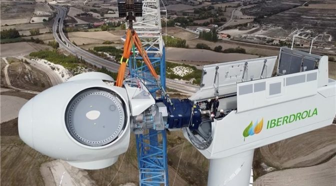 Iberdrola launches €75 billion investment plan to 2025