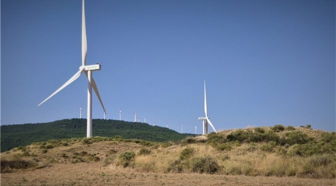 Aragon already covers all local electricity consumption with wind energy and other renewables