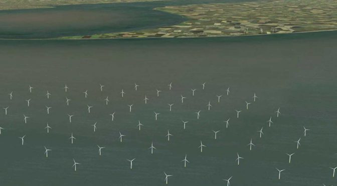 RWE to divest a 49% stake in the UK Humber Gateway offshore wind farm to Greencoat