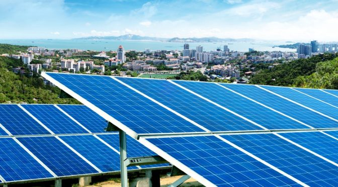 Renewable Energy Solutions for Climate-Safe Cities