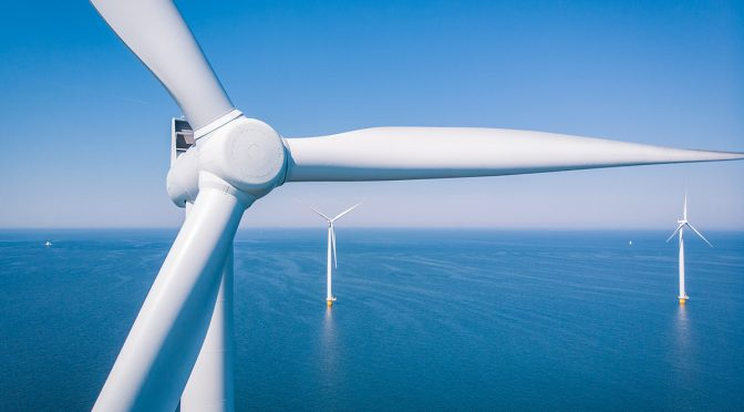 Industry ready to deliver on EU's plan for 25-fold increase in offshore wind energy